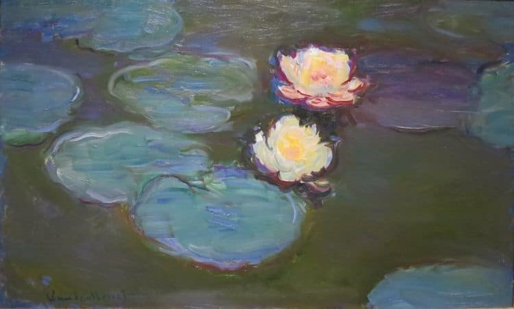 Claude Monet Water Lilies Monet Lilies Giverny