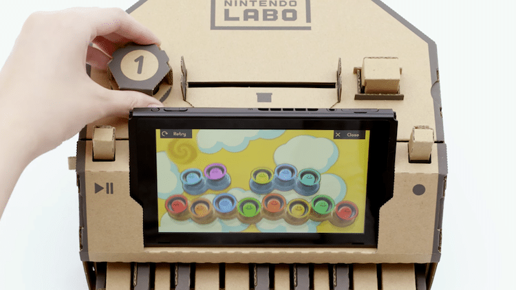 Nintendo Labo DIY Kit
