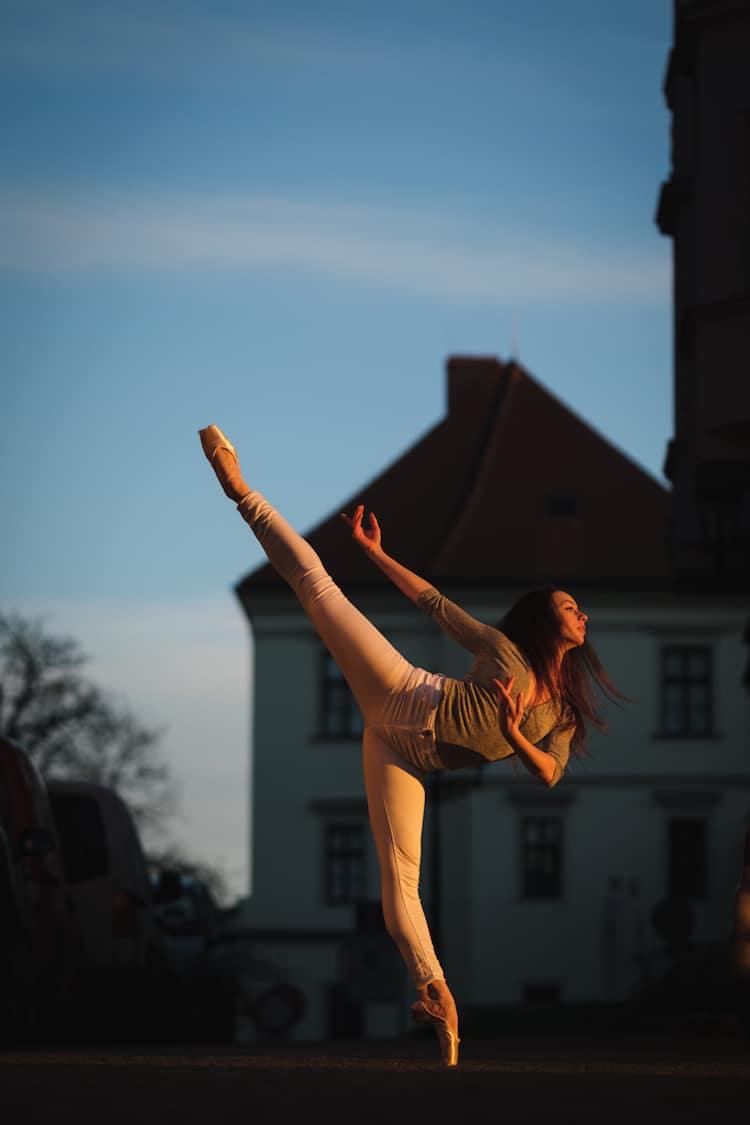 photography ballet dancers
