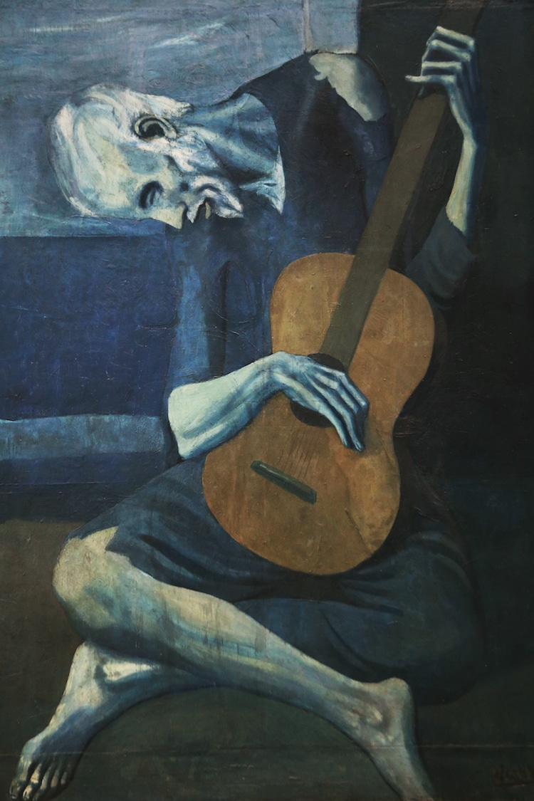 Pablo Picasso Periods Picasso Famous Paintings Picasso Blue Period