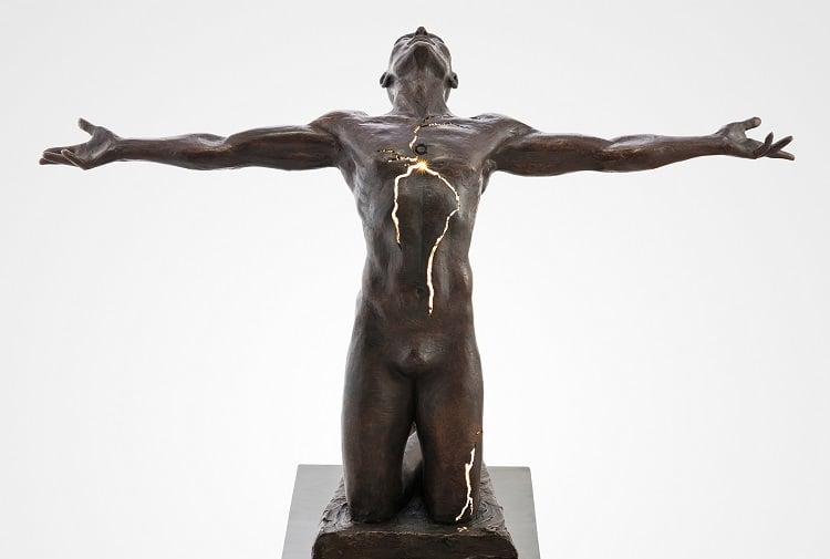 Figurative Bronze Sculptures by Paige Bradley