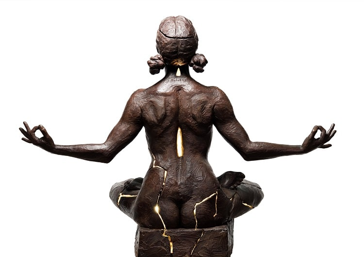 Bronze Sculpture by Paige Bradley