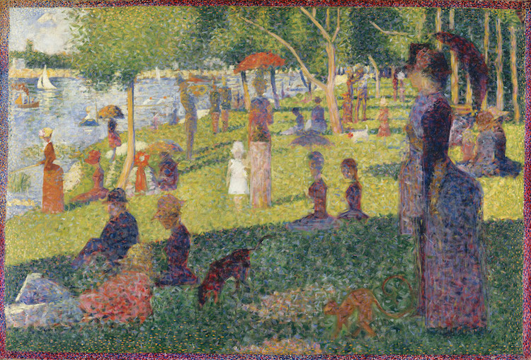 The Pioneers of Pointillism