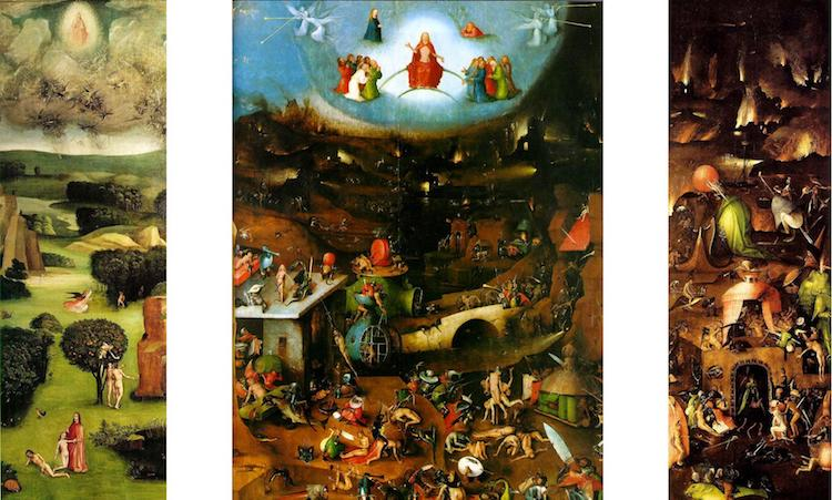 Famous Renaissance Artists Bosch The Last Judgment