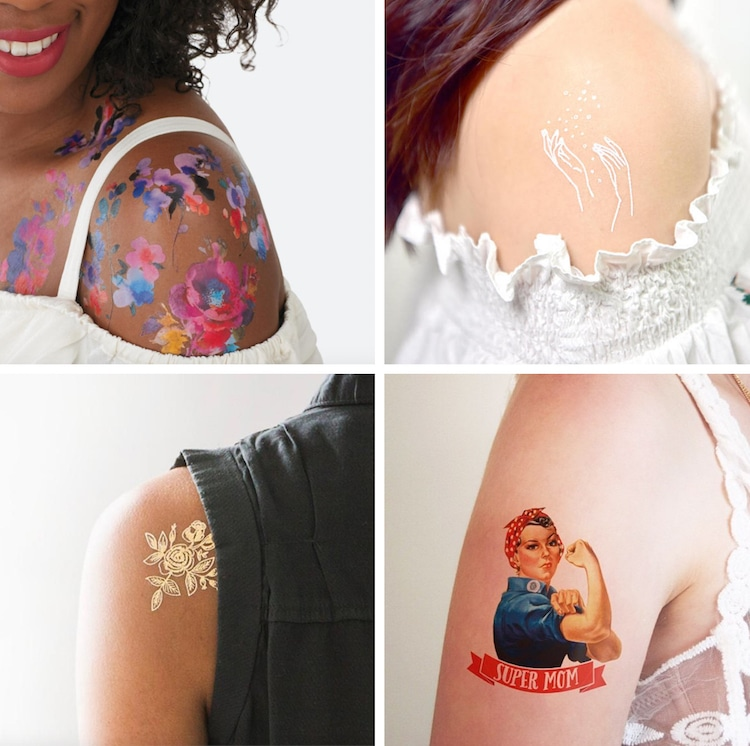 25 Temporary Tattoos for Adults That Prove Impermanent Ink Is Fun at Any Age