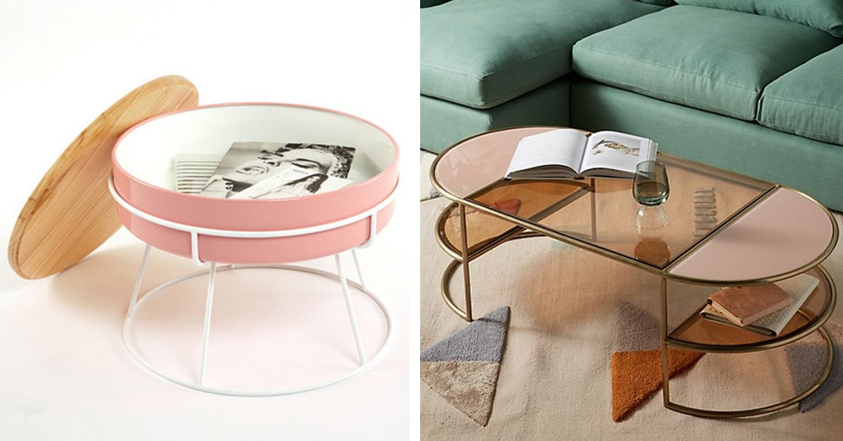 12 coffee tables that will transform your living room thumbnail