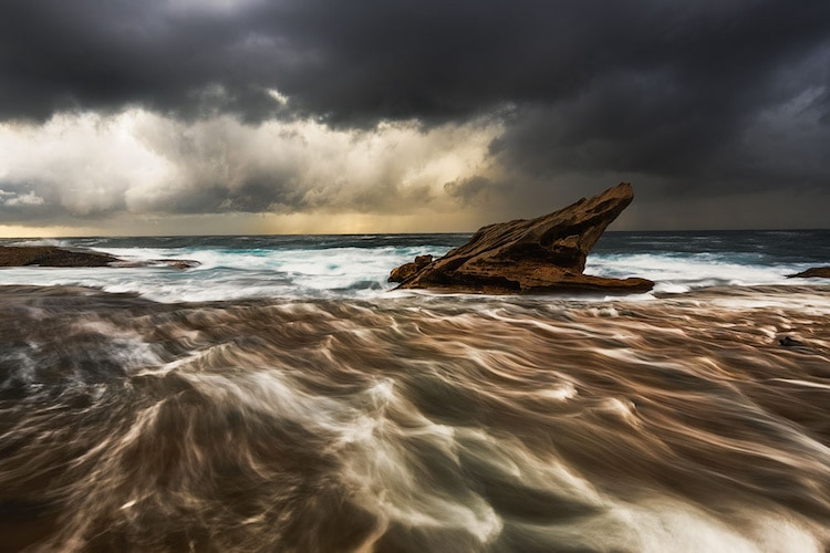 how to take good seascape photos