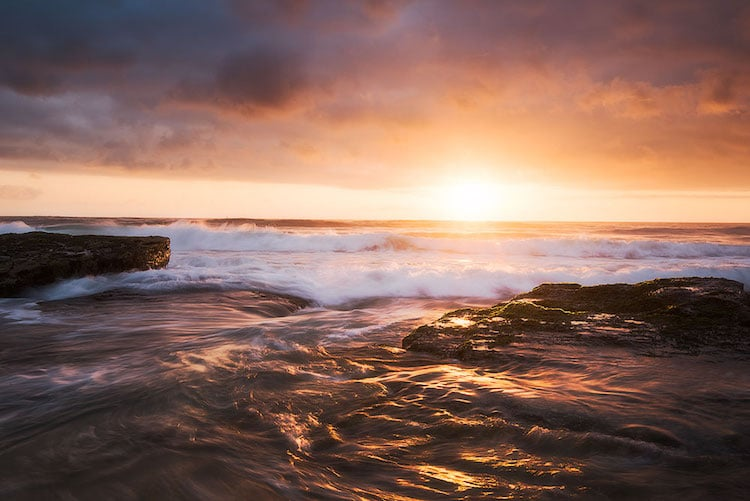 seascape photography guide