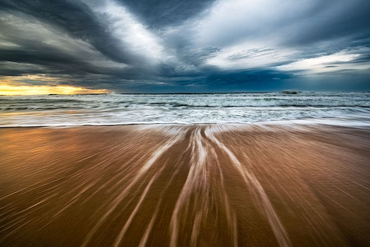 tips for photographing the ocean