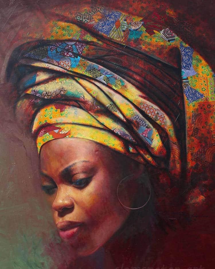 Clement Mmaduako Nwafor - Nigerian Art