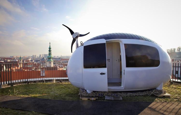 Ecocapsule pod home