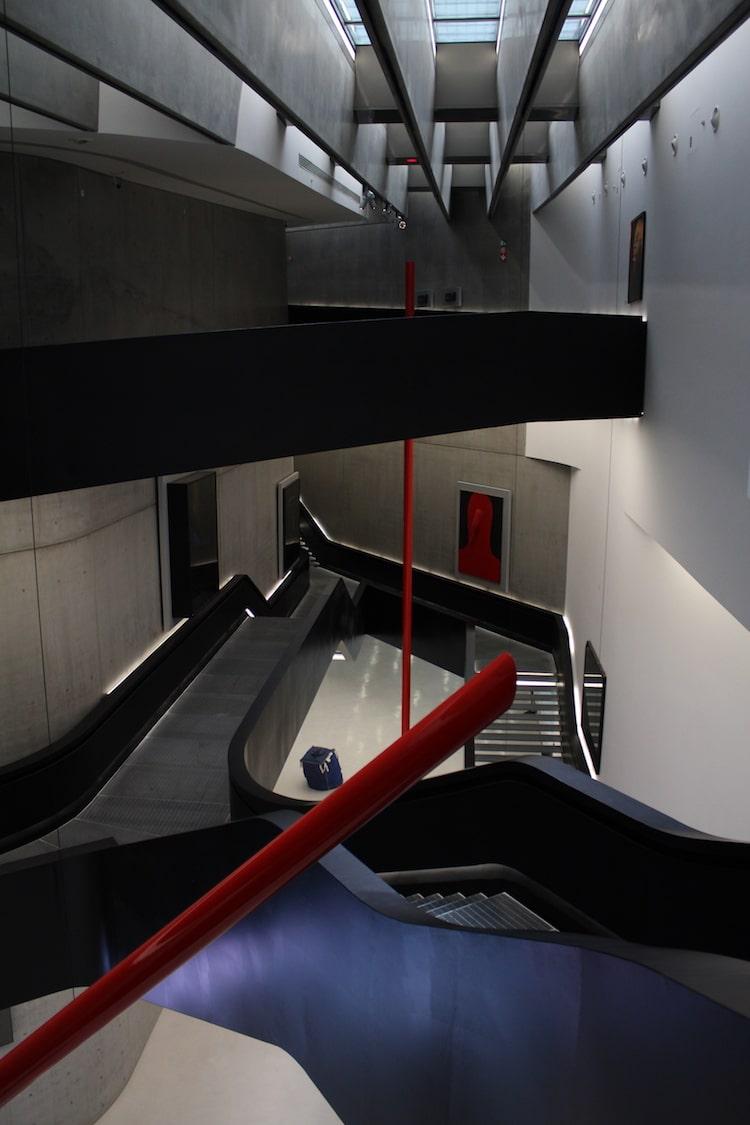 Zaha Hadid Buildings MAXXI Museum Rome