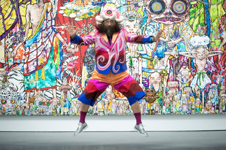 picture of Takashi Murakami