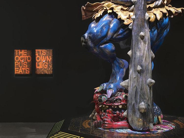 Takashi Murakami exhibit Vancouver Art Gallery