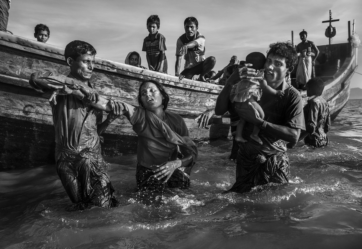 World Press Photo Contest 2018 Nominee - Kevin Frayer