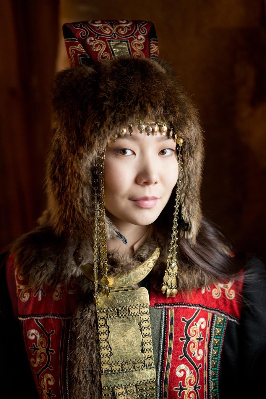 Alexander Khimushin indigenous people Siberia