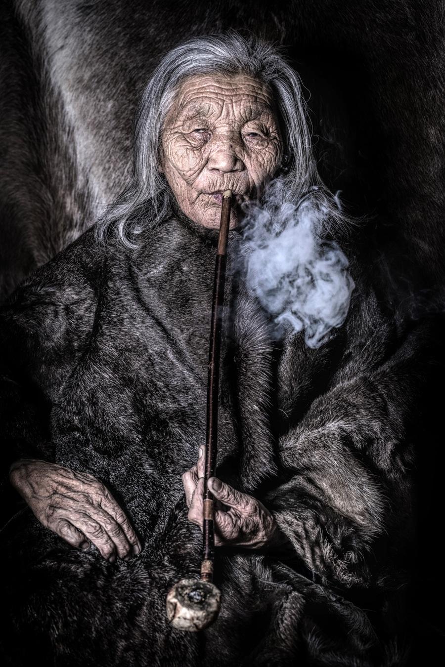 Alexander Khimushin Siberia portraits
