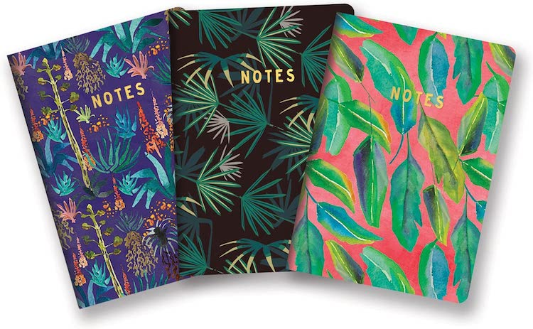 Justina Blakeney Botanical Notebooks by Studio Oh!