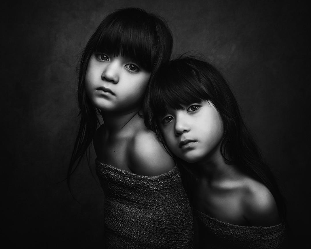 BW Child Photography Winners