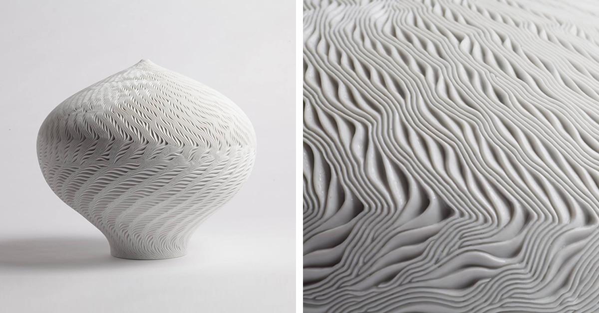 inch modern decorative set of vase decmode ip silver vases ceramic