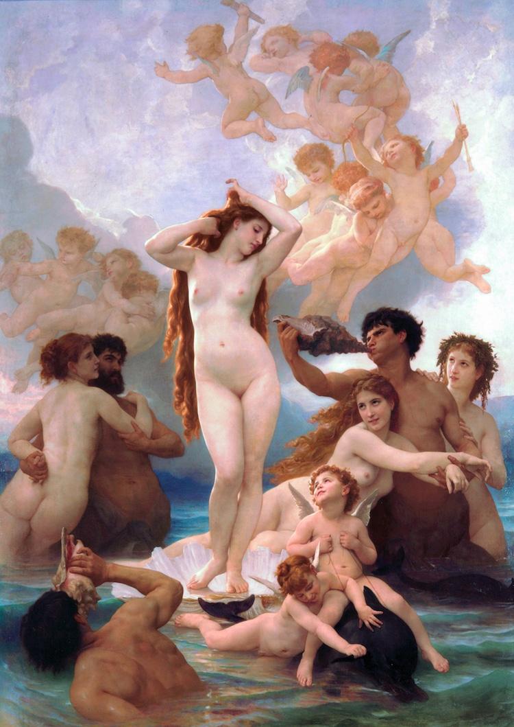 History of Cupid Valentine Art Valentine's Day Art Cupid Painting