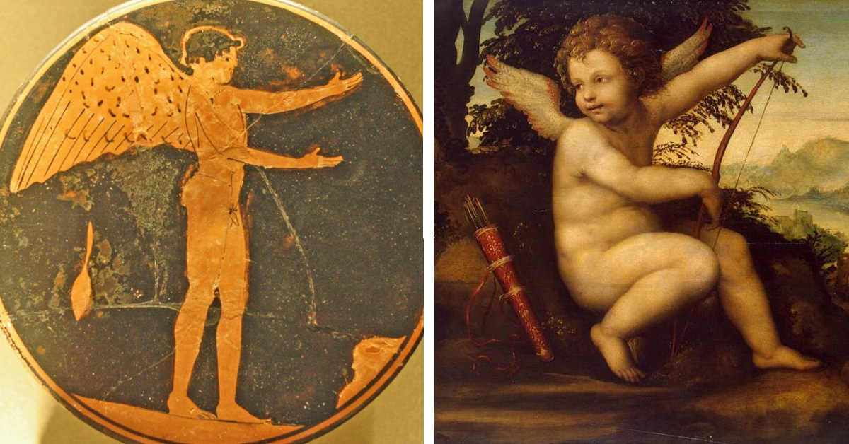 The History of Cupid in Art: How the God of Love Has Inspired Artists for Centuries