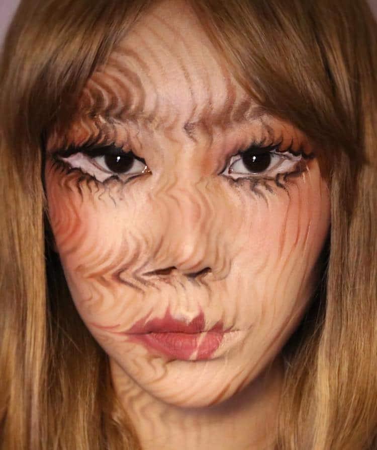 3D Makeup Artist Dain Yoon