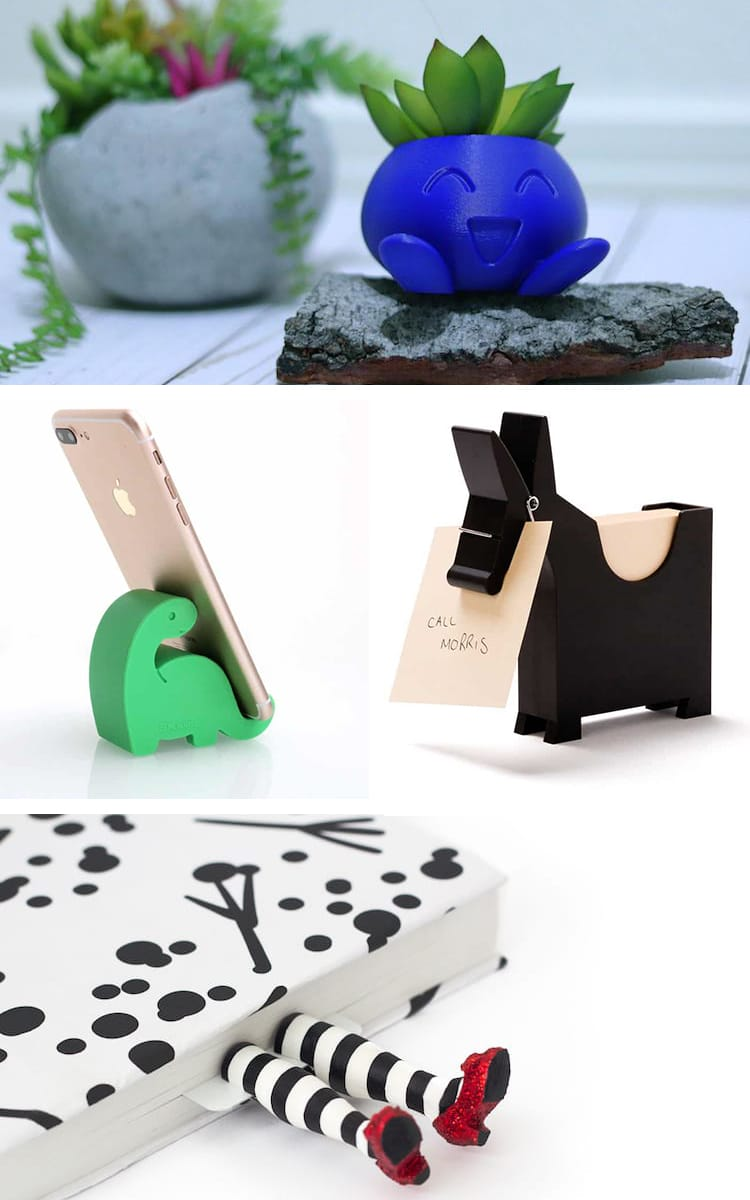 Fun and Quirky Desk Accessories