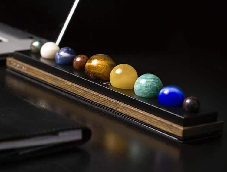Deskspace Planetary System by DeskX