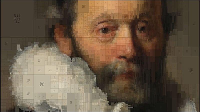 Algorithm Art Houdini Software Color Study Dimitris Ladopoulos