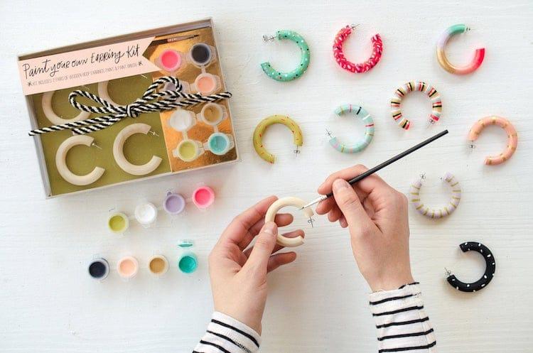 DIY Painted Earring Kit