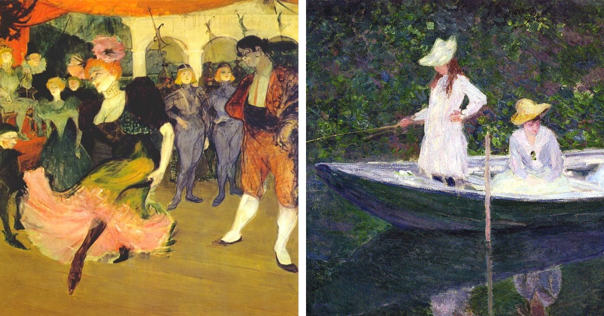 Art History: 9 Famous French Painters You Should Know