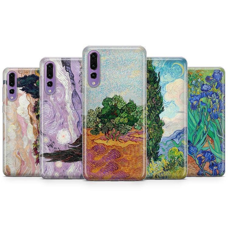 Vincent van Gogh Phone Cases