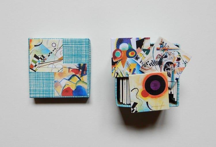 Wassily Kandinsky Memory Game