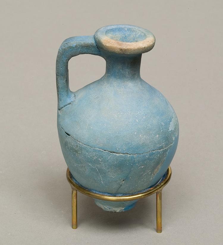 Historia del Color Azul Egipcio