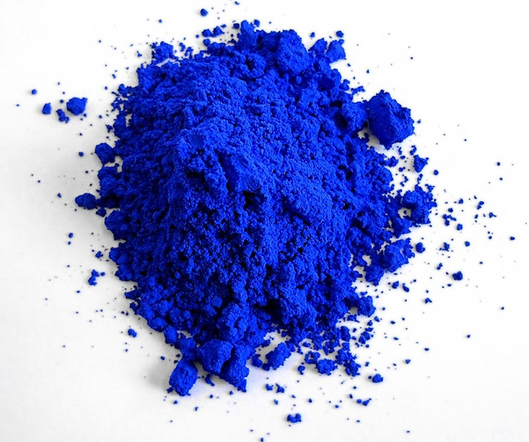 The History of the Color Blue