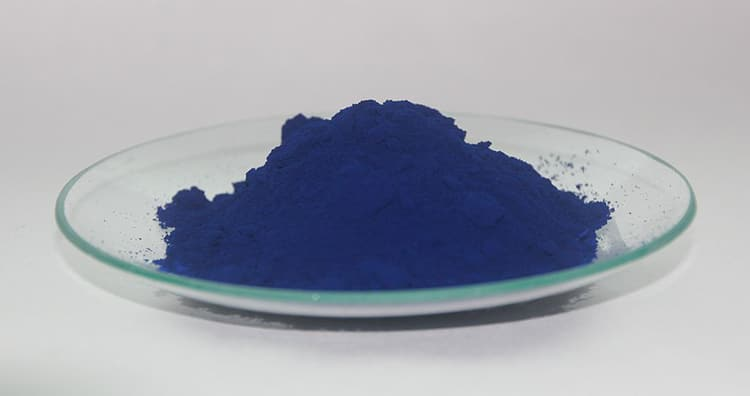Azul de Prusia Historia del Color Azul