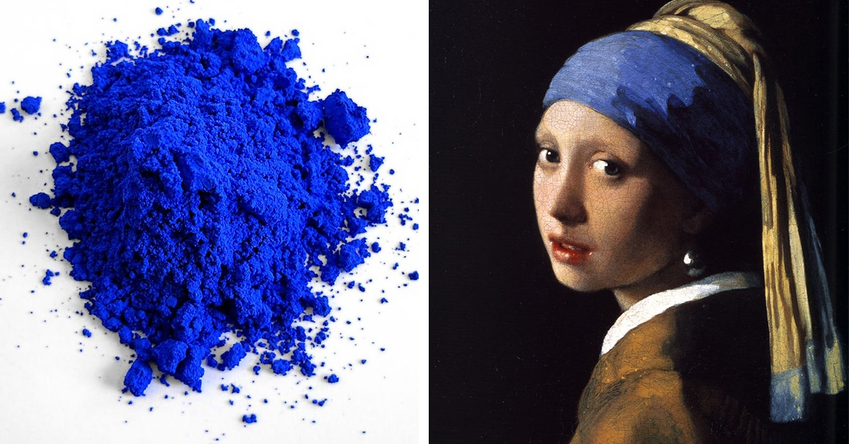 The History Of The Color Blue From Ancient Egypt To New Discoveries