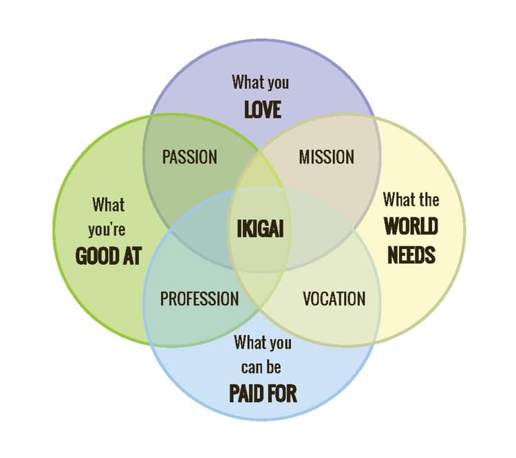 ikigai japanese life philosophy