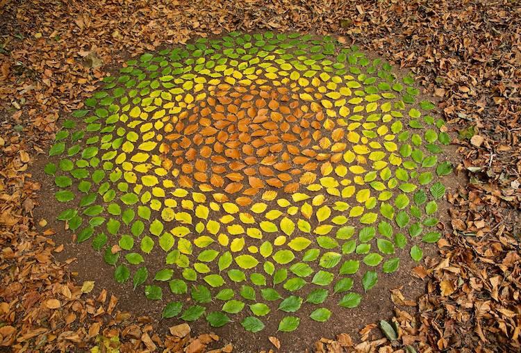 Land Art Ephemeral Art James Brunt Mandalas Mandala Stones