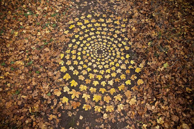 Land Art Ephemeral Art James Brunt Mandalas Mandala Stones