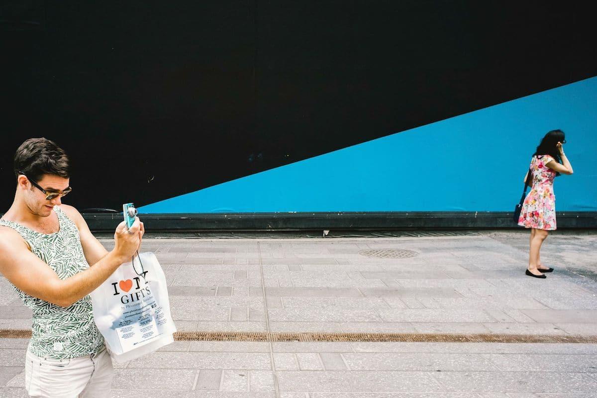 Jonathan Higbee Contemporary Street Photography