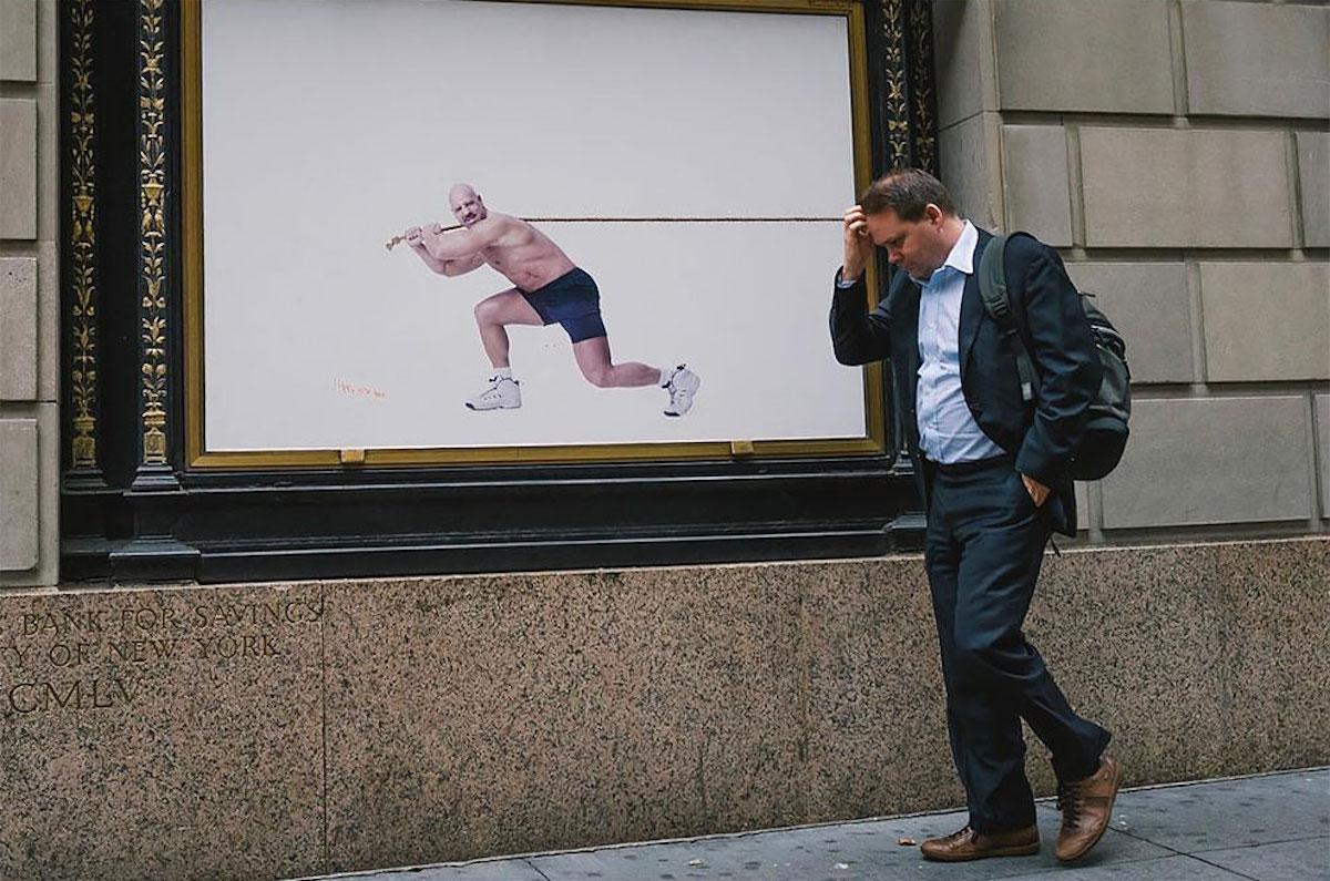Jonathan Higbee - Street Photographer