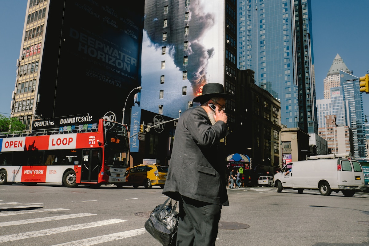 Jonathan Higbee Contemporary Street Photographer