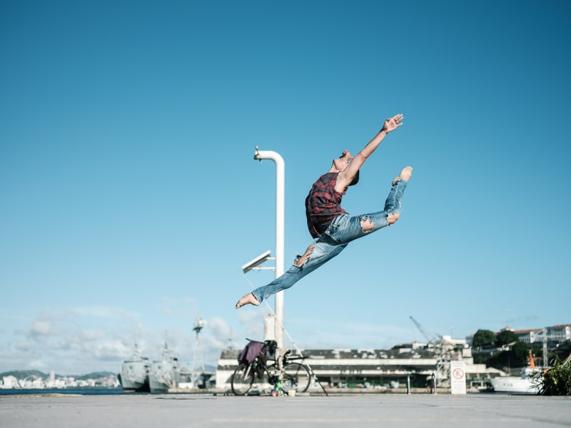 Dance Photography by Omar Z Robles