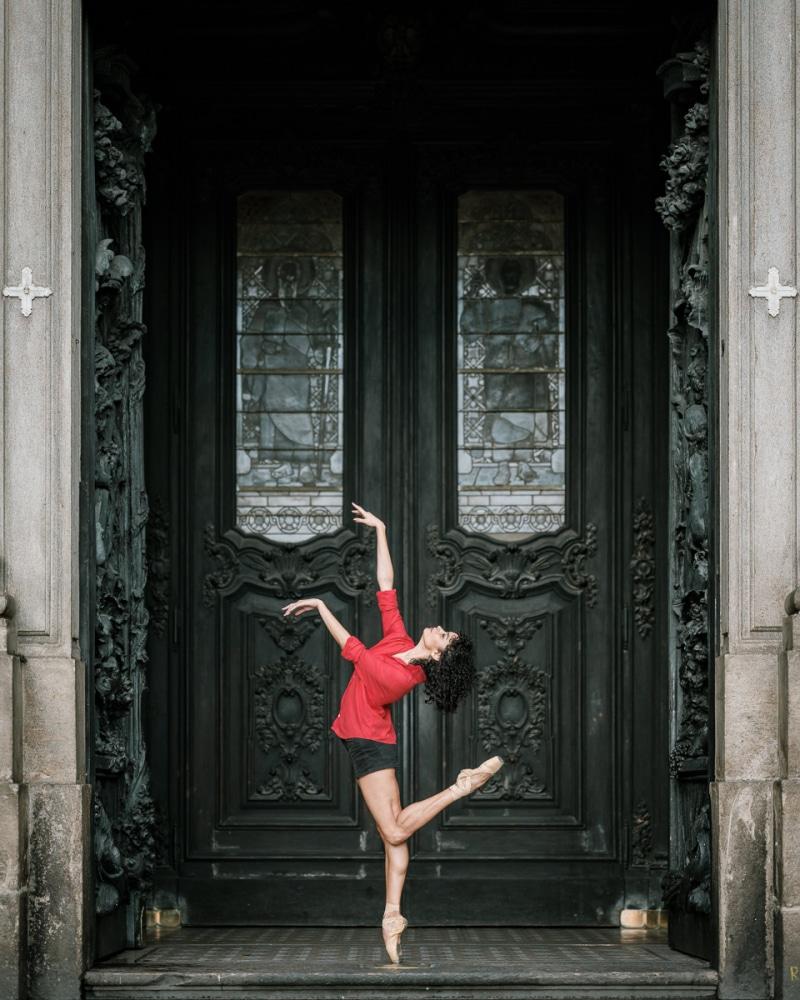 Omar Z Robles - Rio de Janeiro Dance Photography