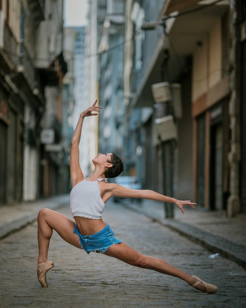 Omar Z Robles photos of Brazilian ballet dancers