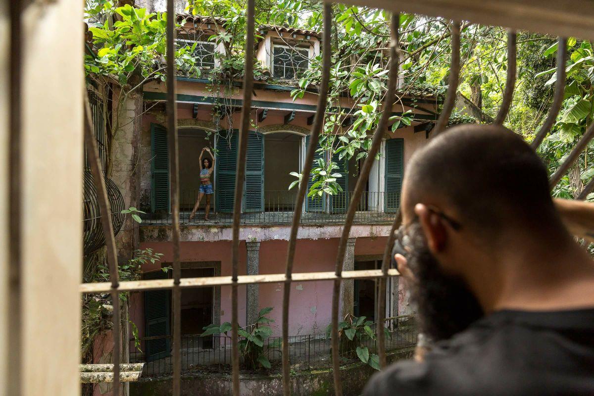 Omar Z Robles - Rio de Janeiro - Behind the Scenes