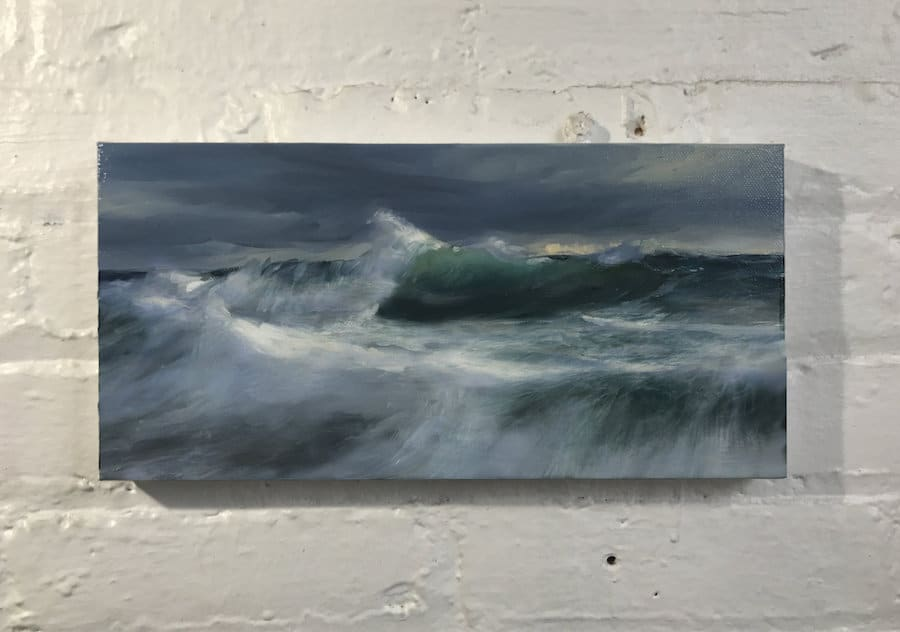 Seascape Paintings Wave Paintings Wave Painting Phoebe Sonder Art