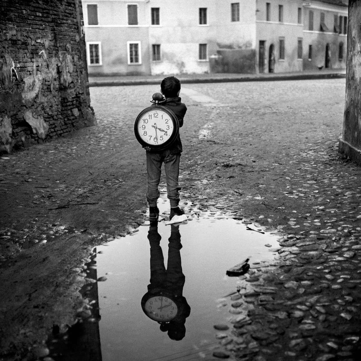 Piergiorgio Branzi post-war Italy photography